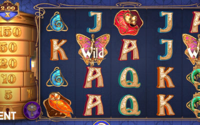 Codex Of Fortune Online Slot By NetEntertainment