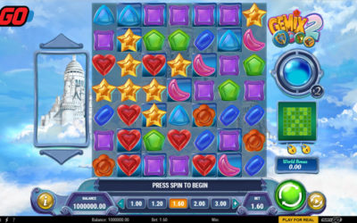 Gemix 2 Online Slot By Play'n GO