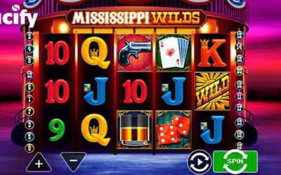Mississippi Wilds Online Slot By Saucify