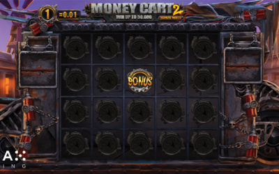 Money Cart 2 Online Slot By Relax Gaming