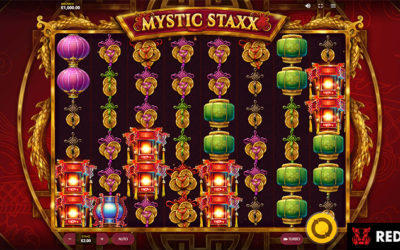 Mystic Staxx Online Slot By Red Tiger Gaming