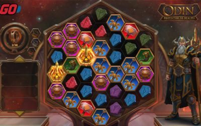 Odin: Protector Of Realms Online Slot By Play'n GO