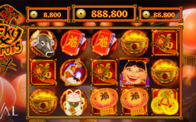 Lucky Ox Jackpots Online Slot By Rival Gaming