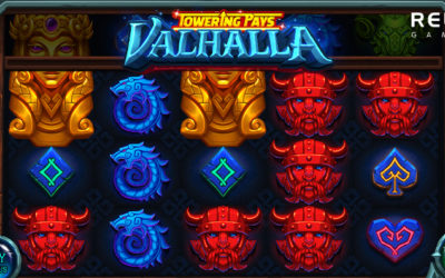 Towering Pays Valhalla Online Slot By Relax Gaming