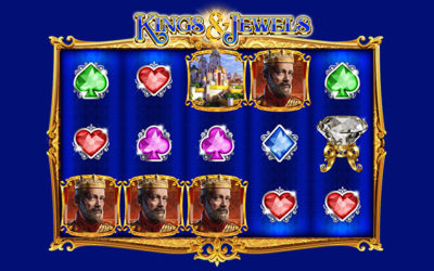 Kings & Jewels Online Slot By Oryx Gaming