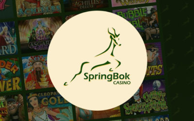 This Month's Special Feature At Springbok Casino
