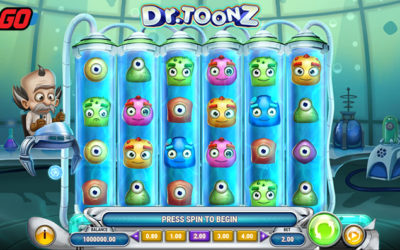 Dr. Toonz Online Slot By Play'n GO
