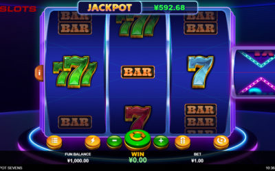 Jackpot Sevens Online Slot By Realtime Gaming
