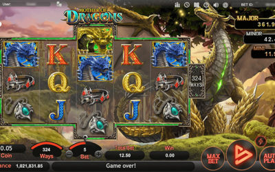 Mother Of Dragons Online Slot By SimplePlay