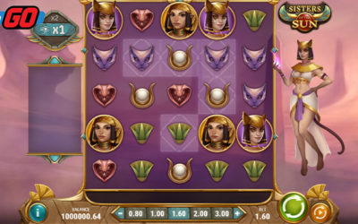 Sisters Of The Sun Online Slot By Play'n GO