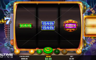 Sparky 7 Online Slot By Realtime Gaming