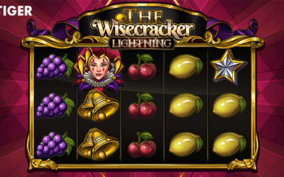 The Wisecracker Lightning Online Slot By Red Tiger Gaming