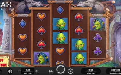 Troll's Gold Online Slot By Relax Gaming