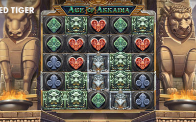 Age Of Akkadia – Online Slot By Red Tiger Gaming