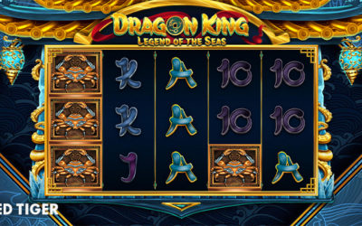 Dragon King Legend Of The Seas – Online Slot By Red Tiger Gaming