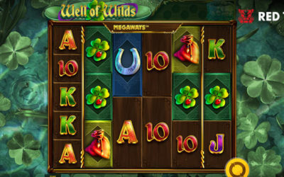Well Of Wilds MegaWays – Online Slot By Red Tiger Gaming