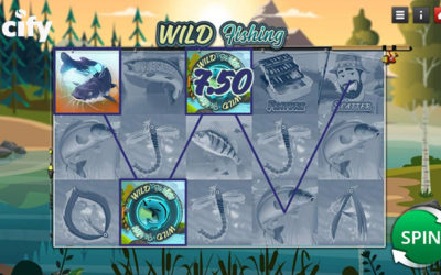 Wild Fishing – Online Slot By Saucify